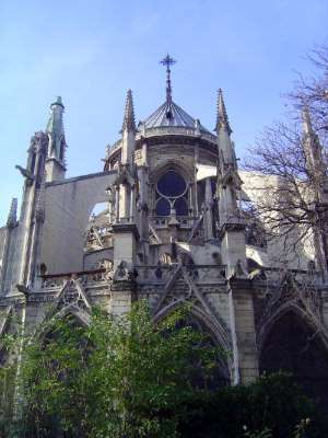 France: Paris 1: Gothic picture 36