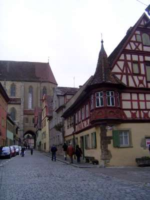 Germany: Rothenberg ob der Tauber picture 4