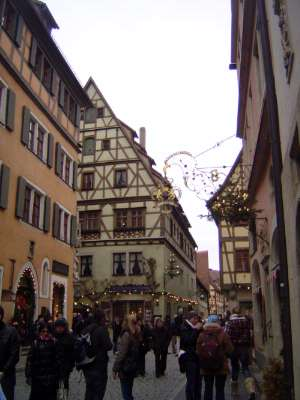 Germany: Rothenberg ob der Tauber picture 7