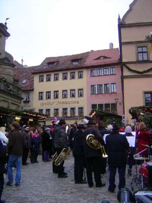 Germany: Rothenberg ob der Tauber picture 6