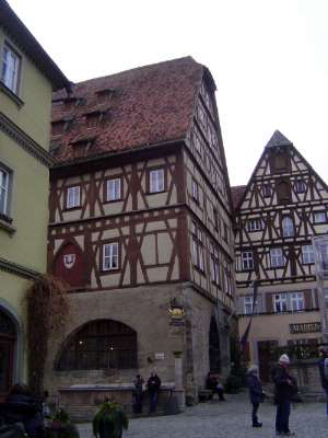 Germany: Rothenberg ob der Tauber