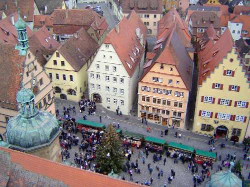 Germany: Rothenberg ob der Tauber picture 16