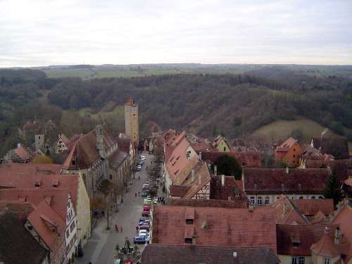 Germany: Rothenberg ob der Tauber picture 18
