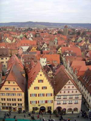 Germany: Rothenberg ob der Tauber picture 17