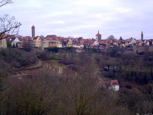 Germany: Rothenberg ob der Tauber picture 1