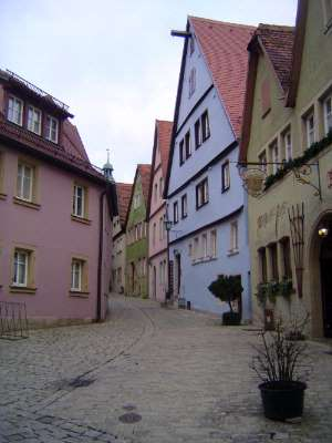 Germany: Rothenberg ob der Tauber picture 19