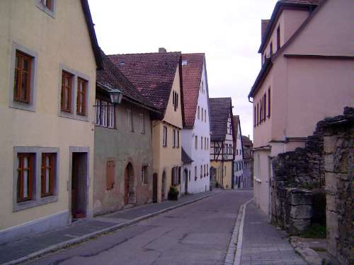 Germany: Rothenberg ob der Tauber picture 20