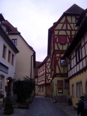 Germany: Rothenberg ob der Tauber picture 21