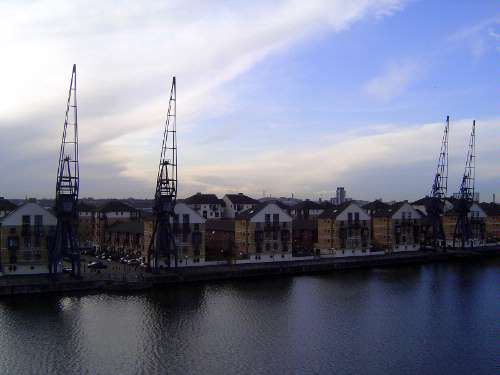 The United Kingdom: London 2: Royal Docks picture 10