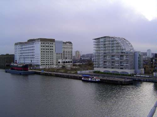 The United Kingdom: London 2: Royal Docks picture 8