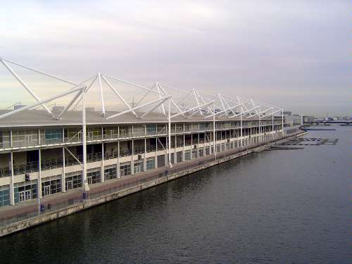 The United Kingdom: London 2: Royal Docks picture 6