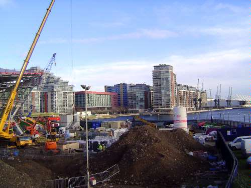 The United Kingdom: London 2: Royal Docks picture 29