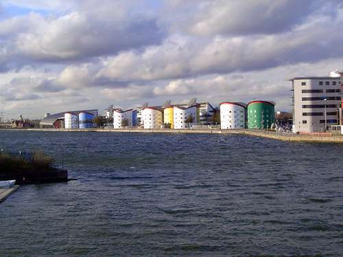 The United Kingdom: London 2: Royal Docks picture 39