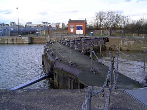 The United Kingdom: London 2: Royal Docks picture 45