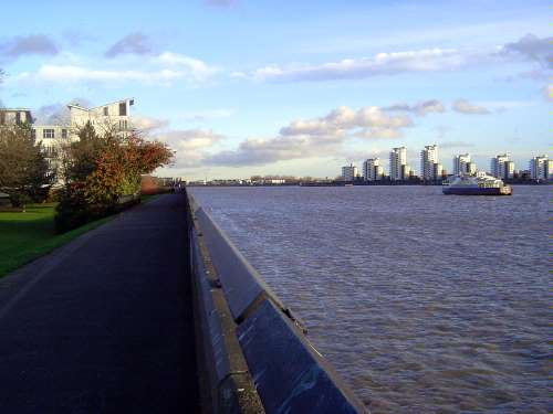 The United Kingdom: London 2: Royal Docks picture 48