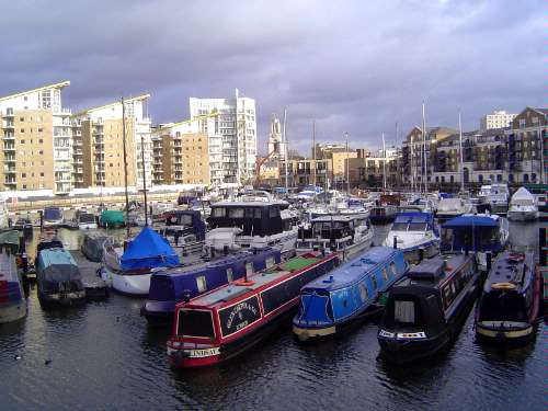 The United Kingdom: London 1: Older Docks picture 46