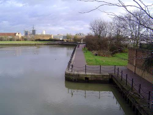 The United Kingdom: London 1: Older Docks picture 51