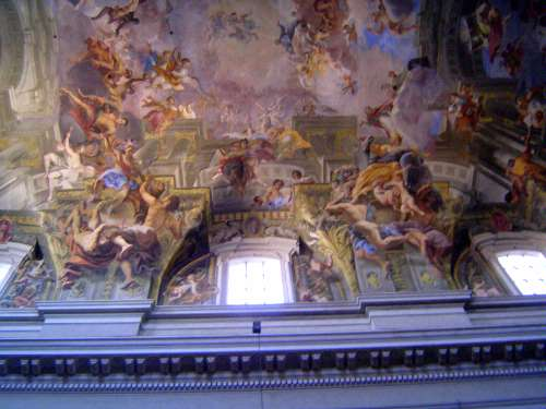 Italy: Rome: More Churches picture 51