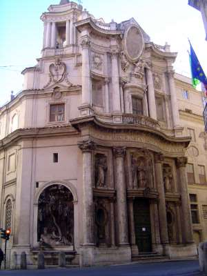 Italy: Rome: More Churches picture 56