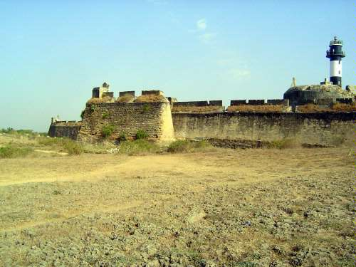 Peninsular India: Diu Fort picture 1
