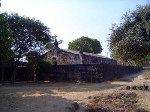 Peninsular India: Diu Fort picture 23