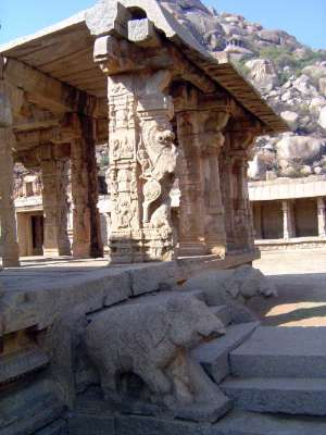 Peninsular India: Hampi Sacred Center picture 33