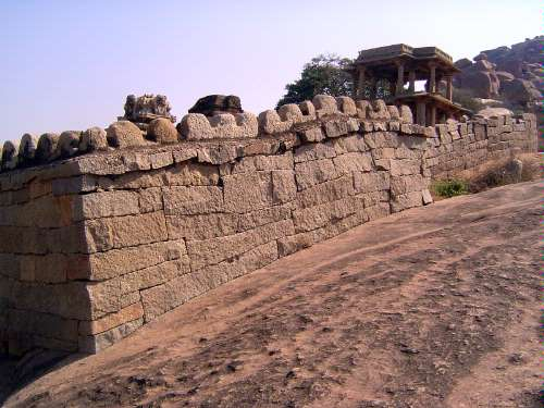 Peninsular India: Hampi Sacred Center