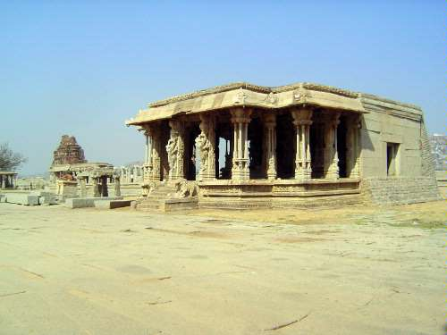 Peninsular India: Hampi Sacred Center picture 47