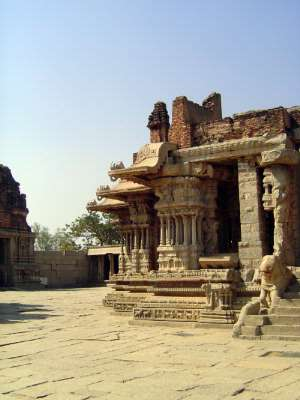 Peninsular India: Hampi Sacred Center picture 48