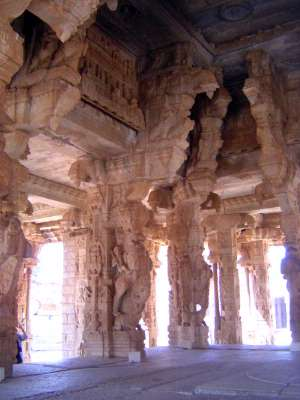 Peninsular India: Hampi Sacred Center picture 51