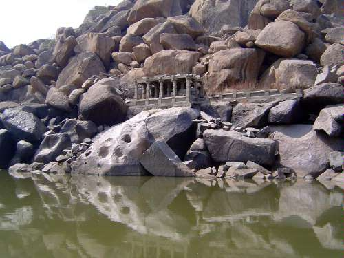 Peninsular India: Hampi Sacred Center picture 66