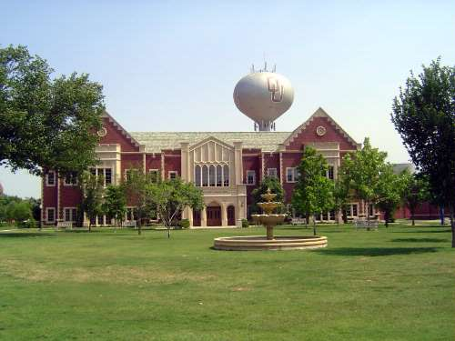 Oklahoma: University of Oklahoma Campus 2 picture 24