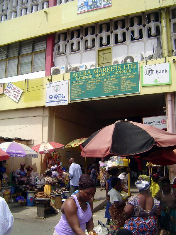 Ghana: Accra 2: Makola and Kaneshie Markets picture 18