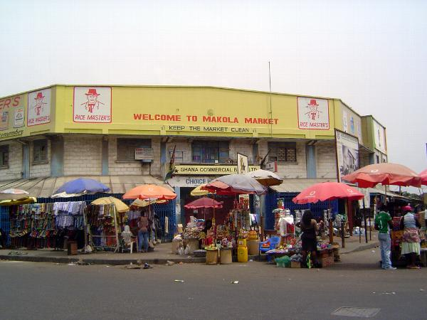 Ghana: Accra 2: Makola and Kaneshie Markets picture 6