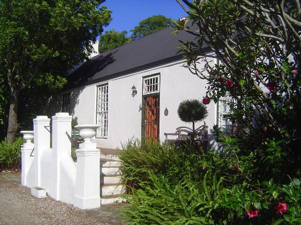 South Africa: Swellendam 1: Houses picture 12