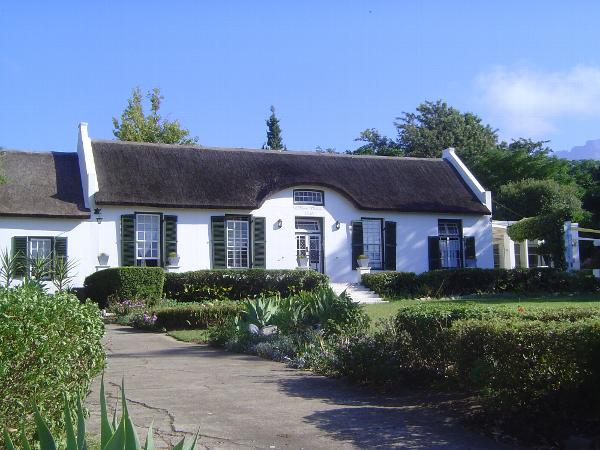 South Africa: Swellendam 1: Houses picture 15
