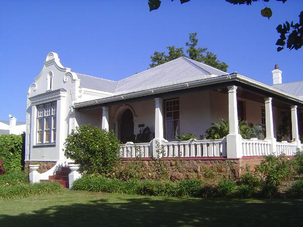 South Africa: Swellendam 1: Houses picture 20