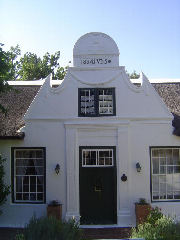 South Africa: Swellendam 1: Houses picture 8
