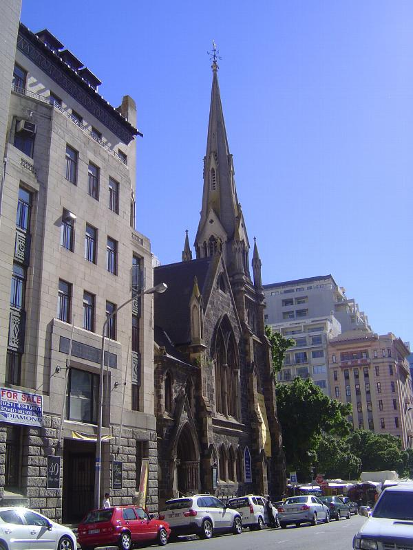 South Africa: Cape Town Churches