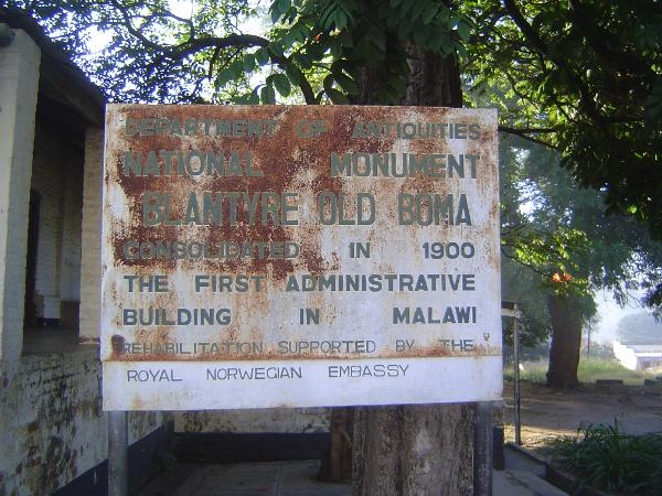 Malawi: Blantyre picture 9
