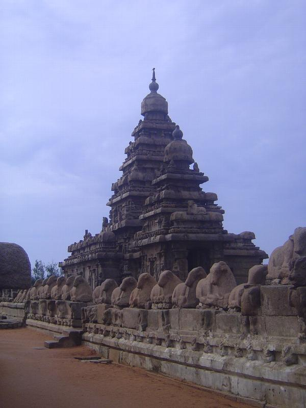 Peninsular India: Mamallapuram 3: Shore Temple picture 6