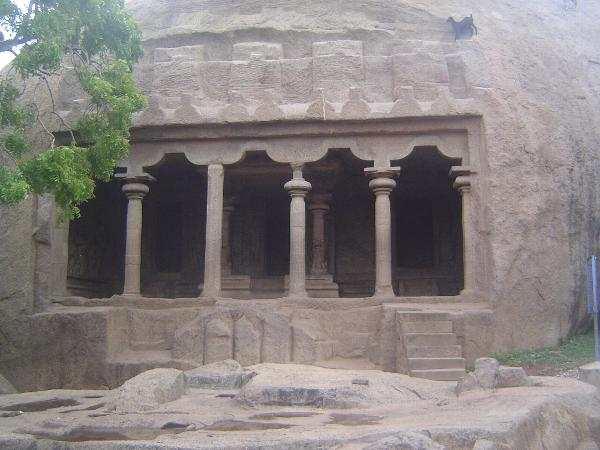 Peninsular India: Mamallapuram 1: Cave Temples and Carvings picture 6