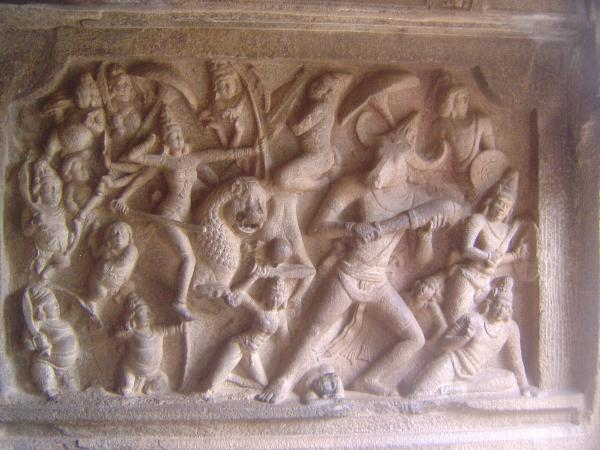 Peninsular India: Mamallapuram 1: Cave Temples and Carvings picture 9