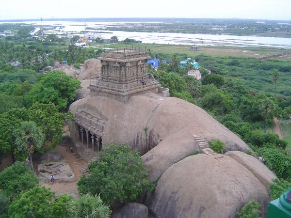 Peninsular India: Mamallapuram 1: Cave Temples and Carvings picture 4