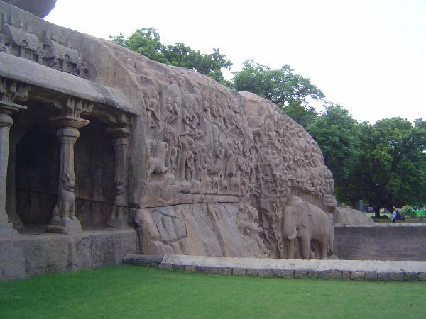 Peninsular India: Mamallapuram 1: Cave Temples and Carvings picture 24