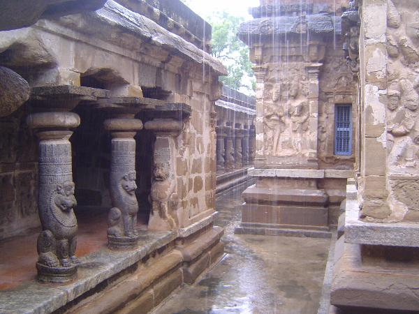 Peninsular India: Kanchipuram: Vaikuntha Perumal Temple picture 11