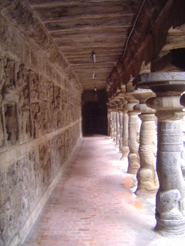 Peninsular India: Kanchipuram: Vaikuntha Perumal Temple picture 19