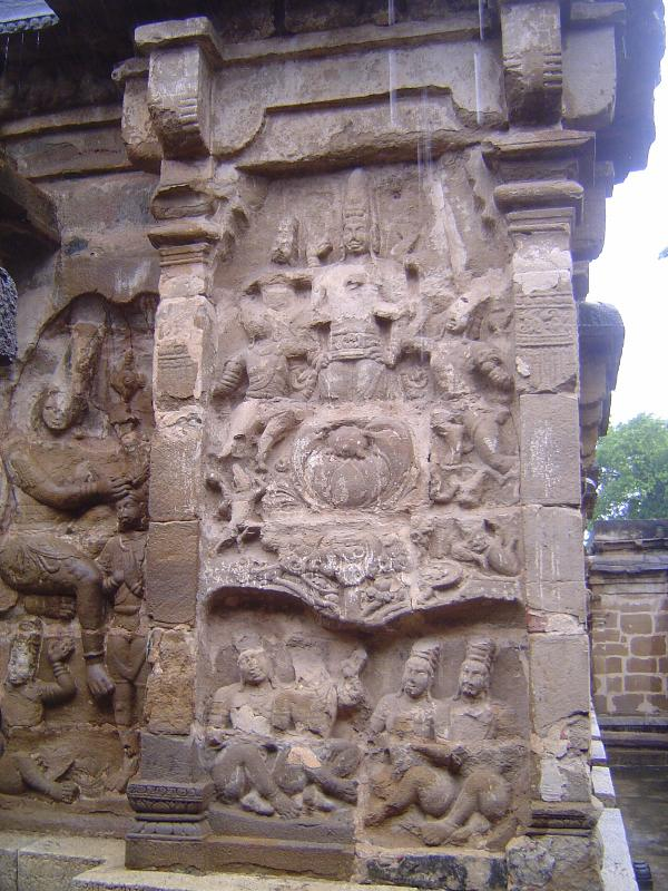 Peninsular India: Kanchipuram: Vaikuntha Perumal Temple picture 21