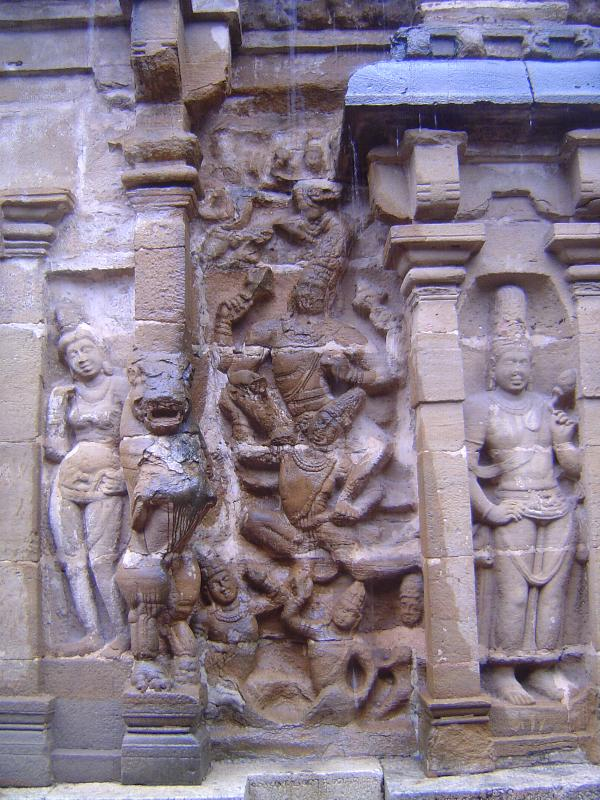 Peninsular India: Kanchipuram: Vaikuntha Perumal Temple picture 15