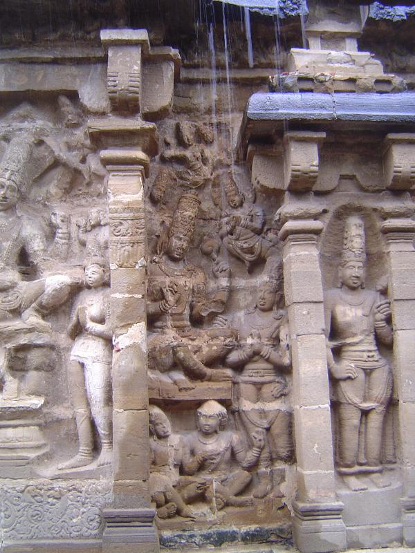 Peninsular India: Kanchipuram: Vaikuntha Perumal Temple picture 16